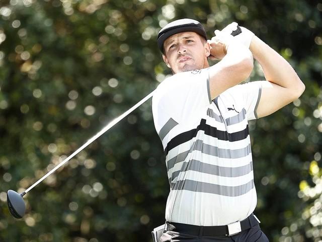 Beim Cut verrechnet: Golfstar DeChambeau fliegt hin und her