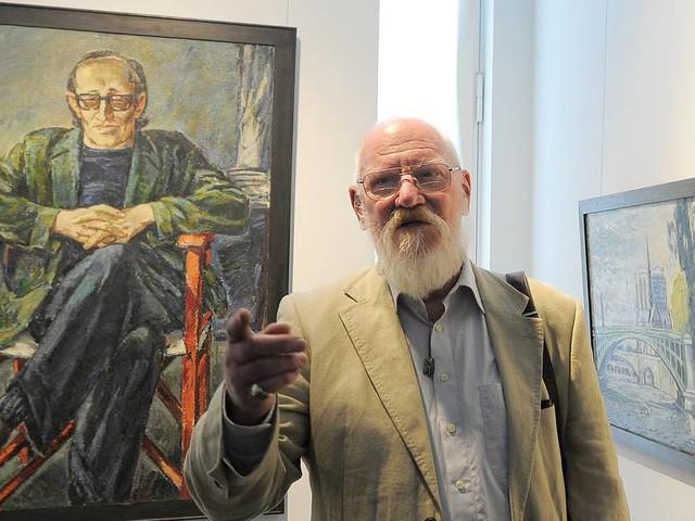 Maler Ronald Paris mit 88Jahren gestorben