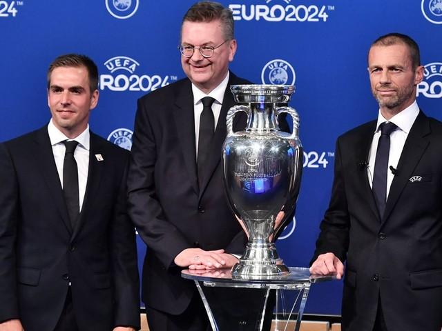 EM-Vergabe: Euro 2024 geht an Deutschland