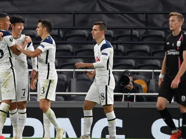 """""""Champions-League-Team"""" Tottenham für LASK eine Nummer zu groß"""
