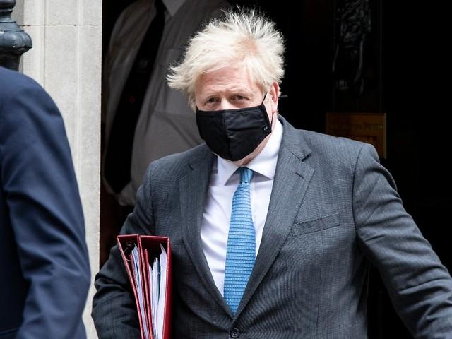 Nach Enthüllung über Renovierung: Erster Top-Tory geht auf Distanz zu Johnson
