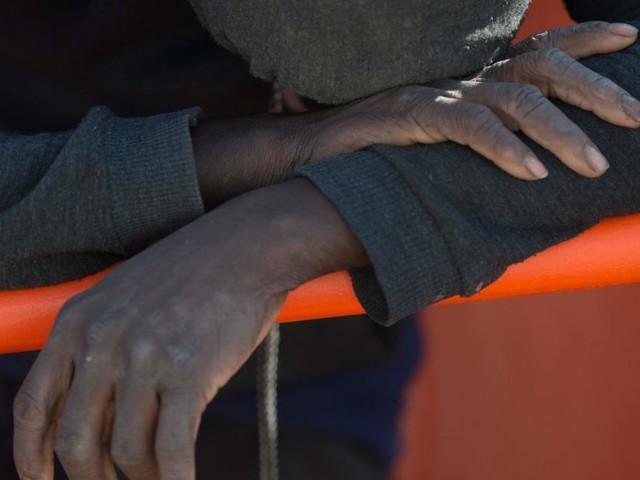 Migranten-Schiff vor der Küste Mauretaniens gekentert