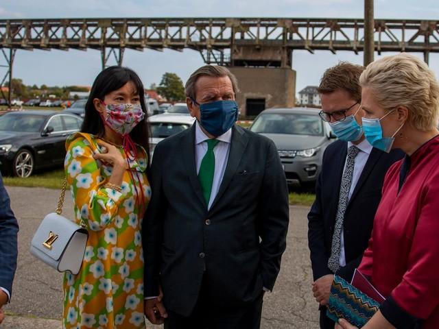 Nord Stream 2: Gerhard Schröder, 20 Millionen aus Russland und die Tarnstiftung