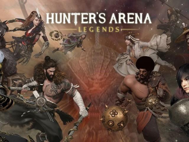 Hunter's Arena: Legends - Battle-Royale-Rollenspiel erscheint Anfang August als PlayStation-Plus-Titel