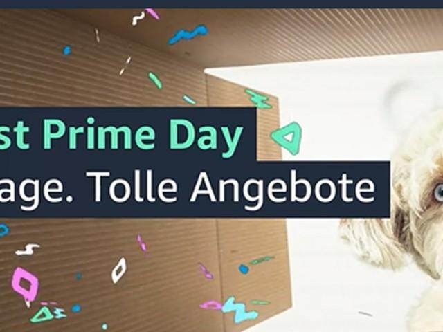 Anzeige: Die besten Angebote für Gamer beim Amazon Prime Day, u.a. Switch Lite ab 157,92 Euro oder Ring Fit Adventure für 54,14 Euro