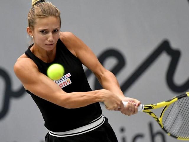 """Tennis-Ass Barbara Haas: """"Ich bin es auch ein wenig leid"""""""