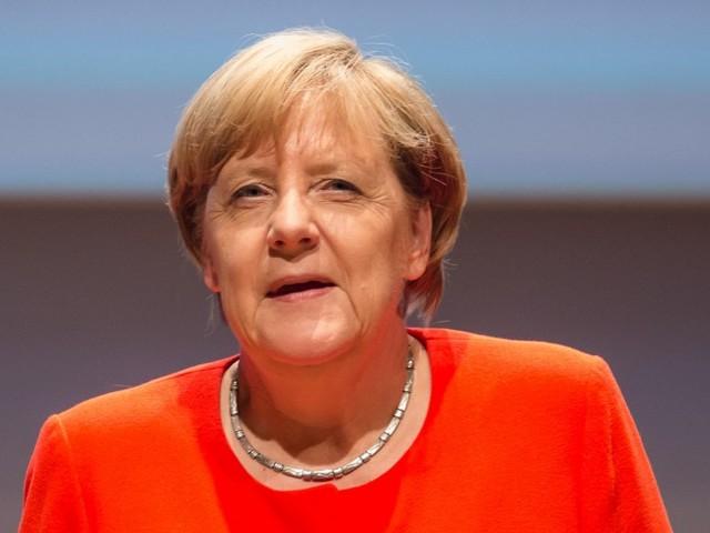 Angela Merkel zu Gast in der Wahlarena