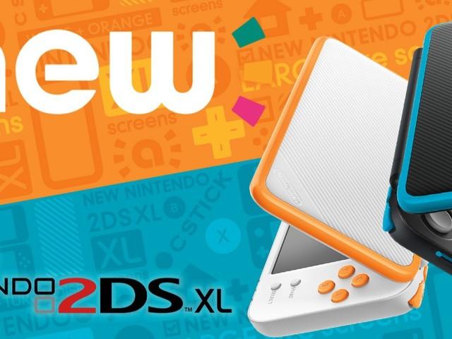 New Nintendo 2DS XL: Neue Handheld-Konsole aus der 3DS-Familie veröffentlicht