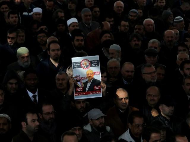 """Uno-Bericht zum Khashoggi-Mord: """"Ist das Opfertier eingetroffen?"""""""