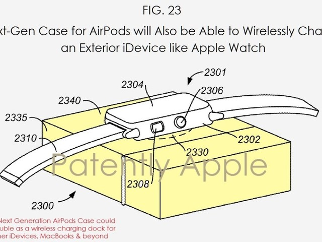 AirPods Case: zukünftig wasserdicht und als Ladegerät für iPhone und Apple Watch?