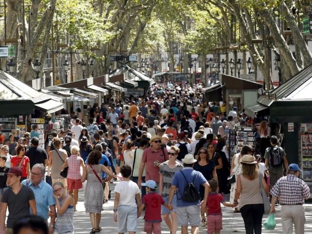 Der Anschlag trifft eines der Wahrzeichen von Barcelona