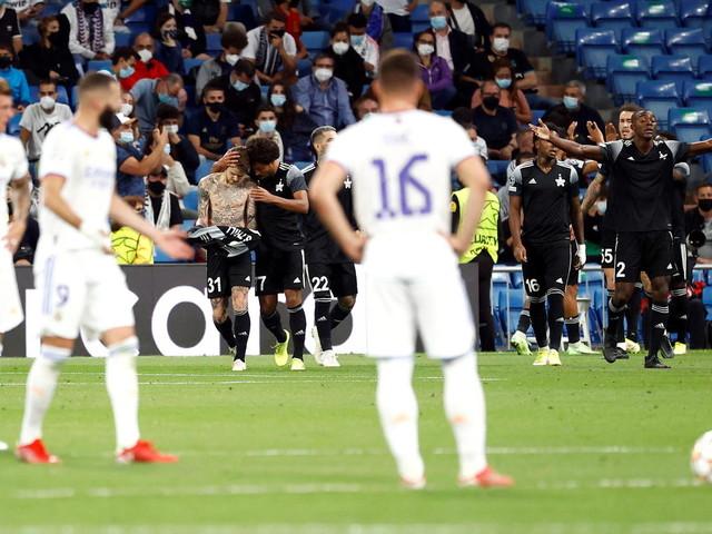 Champions League: Real Madrid blamiert sich gegen Neuling Sheriff Tiraspol
