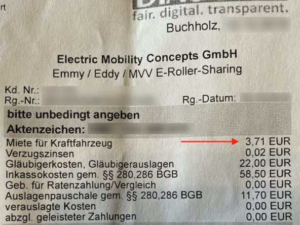 Was ihr auch wissen solltet, wenn ihr Emmy Elektro-Roller benutzt