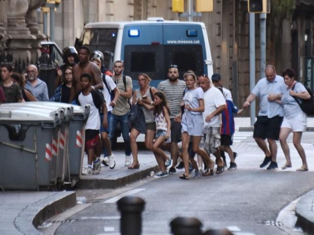 IS reklamiert Terroranschlag von Barcelona für sich