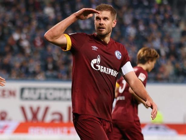 2. Bundesliga: Schalke-Highlights: Terodde schießt Rostock ab - Hattrick knapp verpasst