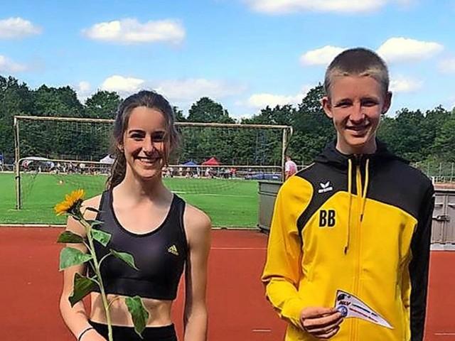 Leichtathletik-Talente der LG Göttingen gewinnen Landesmeister-Titel