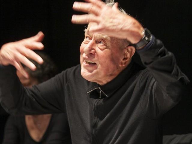 """Theatermacher Claus Peymann: """"Ich habe Angst vor dem Tod..."""""""