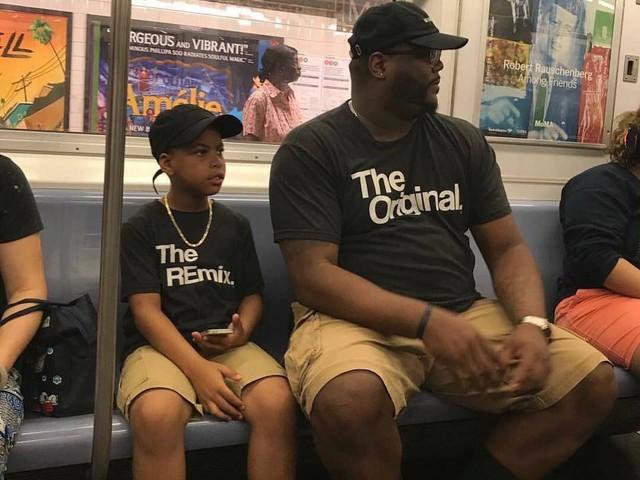 Vater & Sohn – Original & Remix T-Shirt