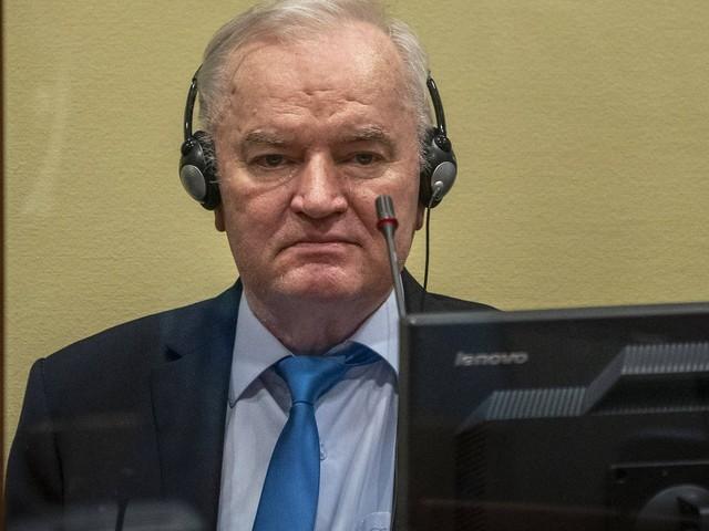 Kriegsverbrecherprozess: Gericht bestätigt Urteil gegen Mladić