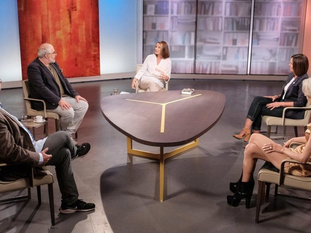 "Ungewöhnliches bei ""Stöckl"": Lisa Eckhart erklärt Lisa Eckhart"