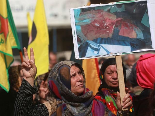 Türkische Angriffe in Syrien: 1500 Teilnehmer zu Kurdendemonstration in Stuttgart erwartet