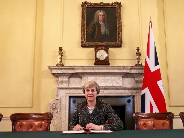 Großbritannien: Britische Regierung verkündet Durchbruch in Brexit-Gesprächen