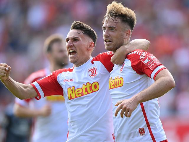 2. Liga: 2. Liga LIVE: Kommt Regensburg zurück in die Erfolgsspur?