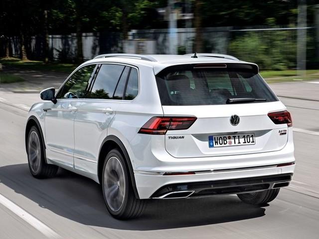 VW Tiguan 2.0 TDI Biturbo (2016) im Test - auto motor und sport