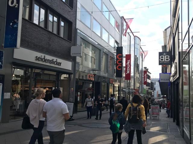 Eurozone: Einzelhandel erholt sich von Corona-Einbruch