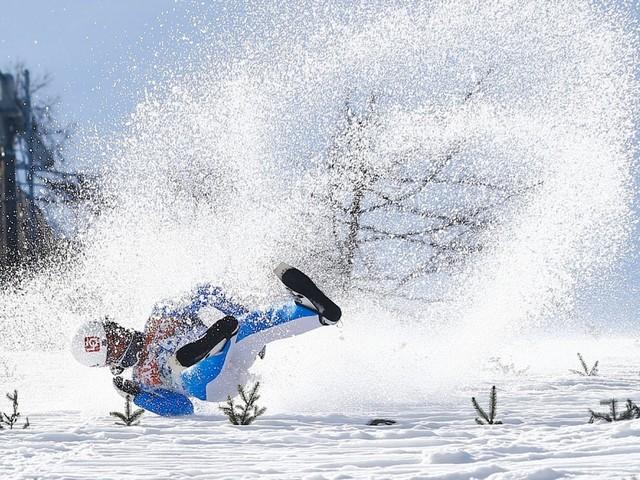 Skispringer Tande kehrt nach schwerem Sturz zurück: Seine Art von Glück