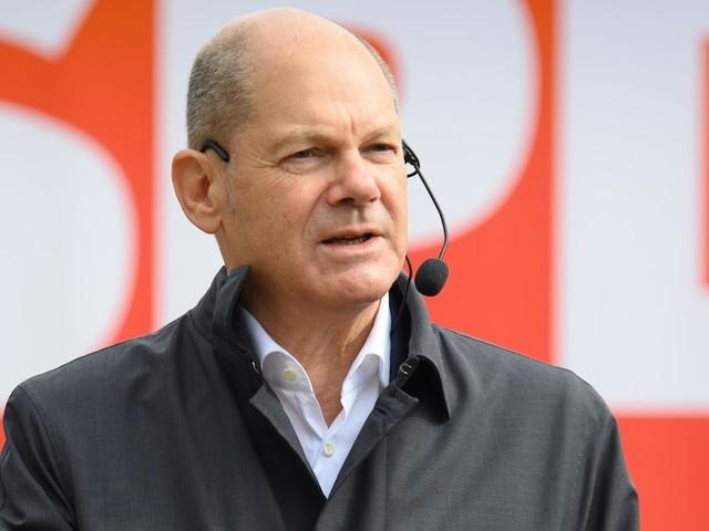 """Heute ist Showdown - Einen Tag vor der Wahl sagt SPD-Kandidat Scholz: """"Das ist meine Lieblingskoalition"""""""