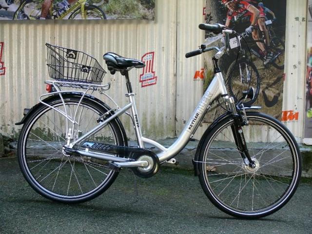 Tiefeinsteiger - Fahrrad von KETTLER mit 7 Gang von SRAM - S7 in Braubach