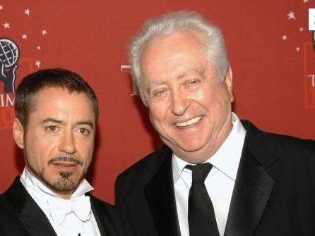 Robert Downey Jr. trauert um seinen Vater