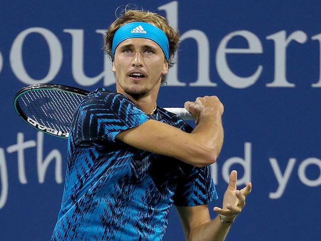 Tennis: Machtdemonstration! Zverev im Halbfinale