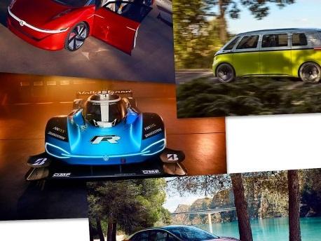 Neue Designsprache für das E-Auto