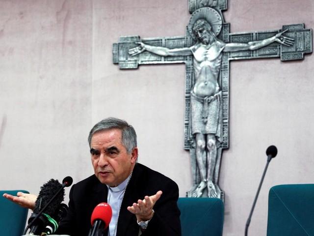 Kardinal auf der Anklagebank: Prozess gegen Ex-Stabschef des Papstes