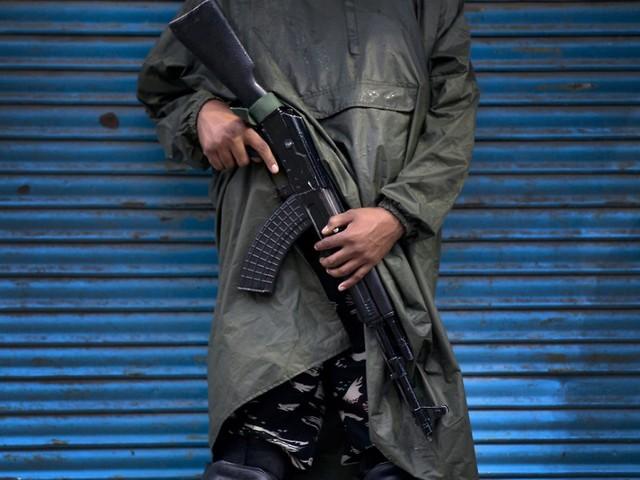 Konflikt um Kaschmir eskaliert: Schießerei zwischen Indien und Pakistan