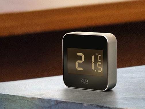Eve Weather: Neuer Wetter-Sensor zeigt sich