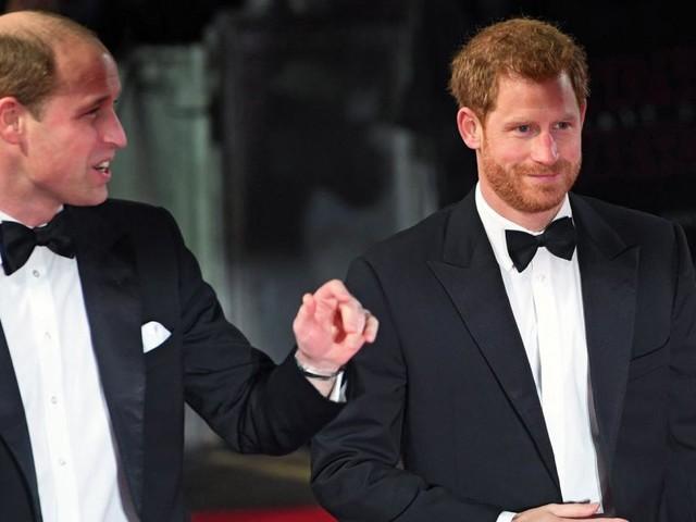 Prinz William platzte der Kragen
