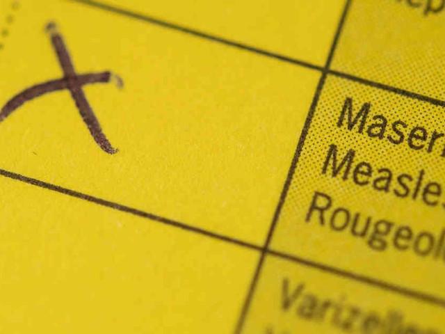 Impfung offenbar zu spät vorgenommen: An Masern erkrankter Erwachsener in Niedersachsen gestorben