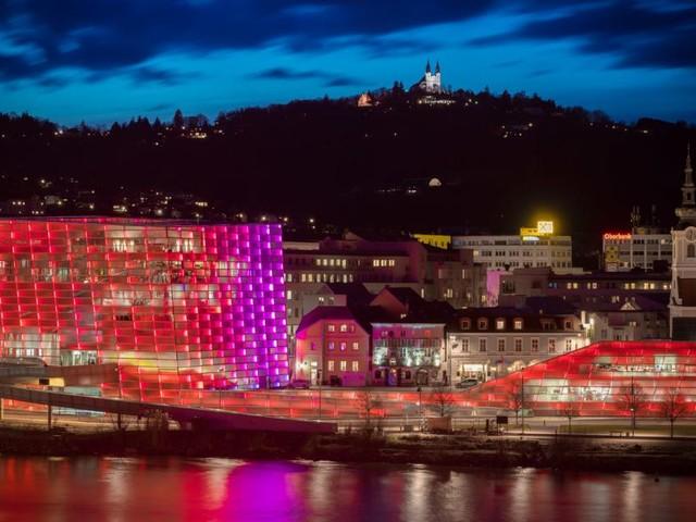 Wie Linz mit Hilfe der Technologie sein graues Image ablegte