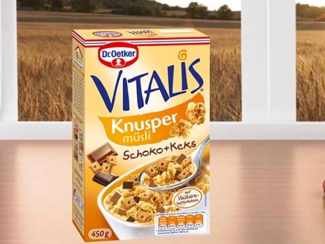 Urteil: Müsli-Hersteller dürfen bei Kalorienangaben tricksen