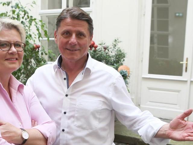 Andrea und Christian Spatzek über Konkurrenz, Liebe zum Theater und Dancing Stars