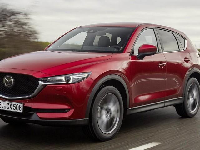 Mazda CX-5-Update bringt geringere Verbrauchswerte