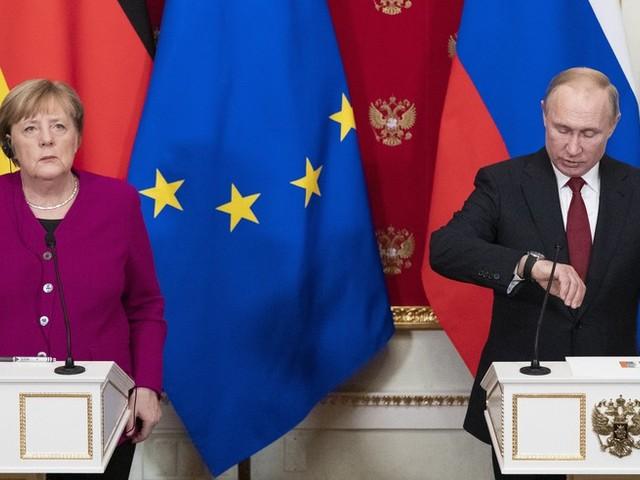 Merkel trifft Putin – am Jahrestag des Anschlags auf Nawalny