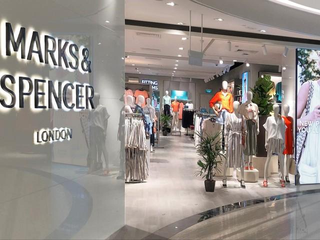 Marks & Spencer rutscht tief in die Verlustzone
