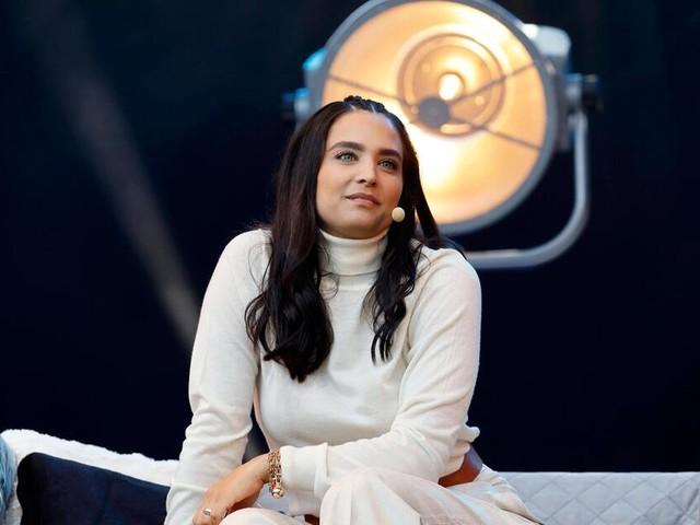 Amira Pocher angelt sich Moderatoren-Job