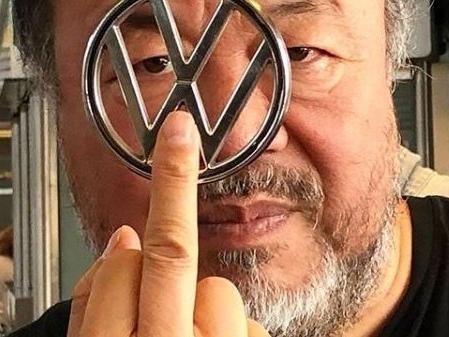 Wegen unerlaubter Abbildung: Volkswagenhändler muss Ai Weiwei 230.000 Euro zahlen