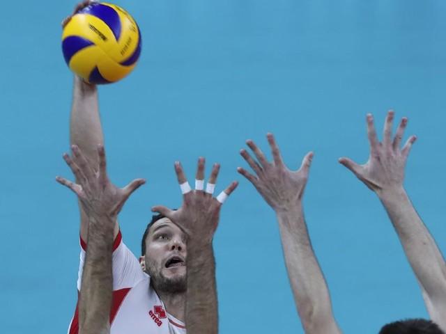 EM-Aus für Österreichs Volleyball-Herren
