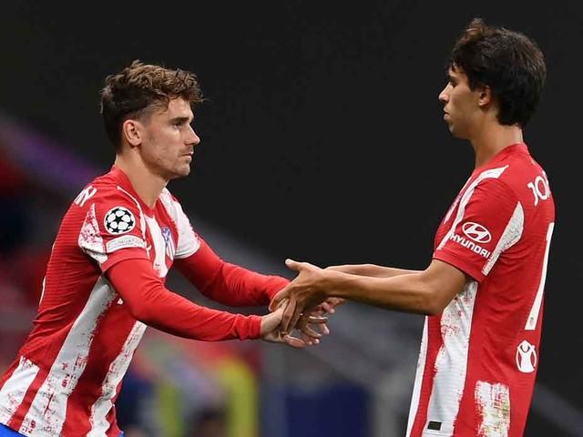 Primera Division: Atletico-Fans fordern Griezmann-Verletzung